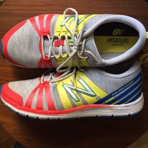 Kate Spade Saturday collab w/ New Balance sneakers